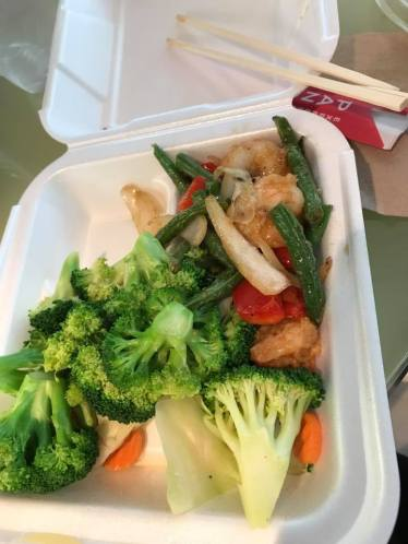 panda express veggies